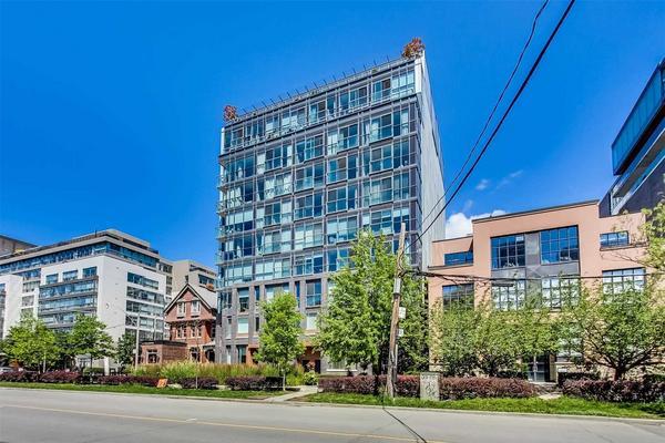 508 Wellington St W 301, Toronto